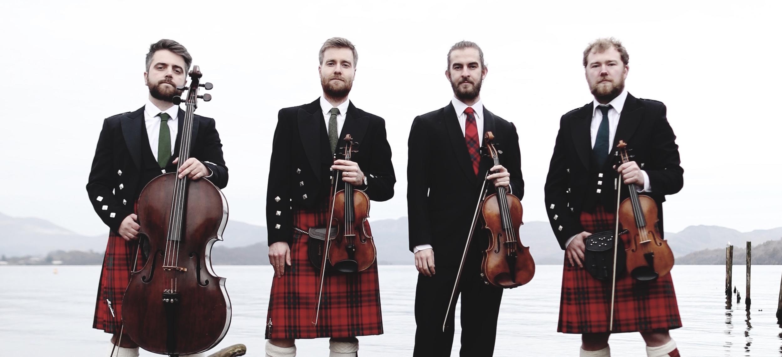 March 16th Maxwell String Quartet